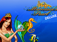 Автомат Mermaid's Pearl Deluxe на деньги