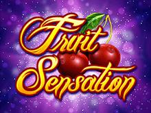 Автоматы Вулкан Fruit Sensation