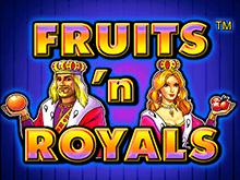 Fruits And Royals - автоматы от Адмирал