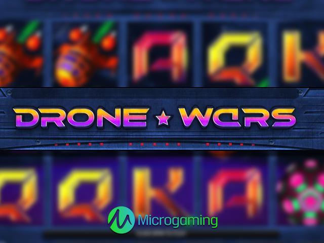 Игровой автомат Вулкана Война Дронов